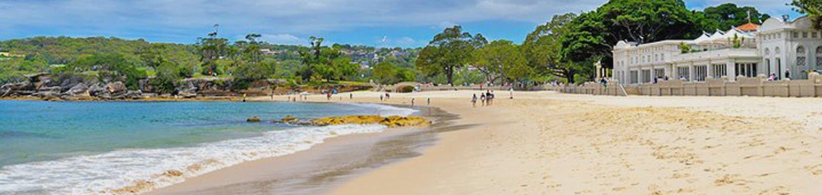 Popular Beach in Sydney